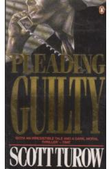 Pleading Guilty Scott Turow English Prose
