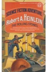The Rolling Stones Robert A Heinlein Sci Fi