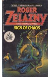 Sign of Chaos Roger Zelazny Sci Fi