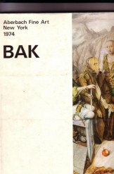 BAK Oils Watercolours drawings 1972-1974