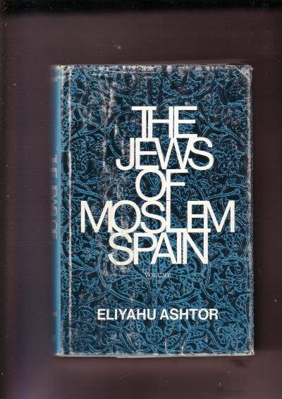 The Jews of Moslem Spain Volume Two