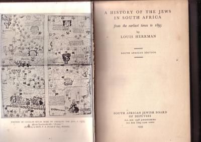 A History of the Jews in South Africa