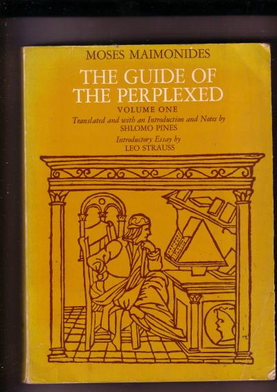 The Guide of the Perplexed Vol 1 & 2
