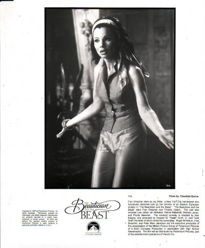 the beautician and the beast  photo film fran drescher