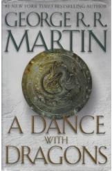 A Dance with Dragons George RR Martin Sci Fi