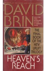 Heavens Reach David Brin Sci Fi