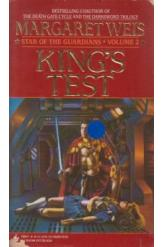 Kings Test Margaret Weis Sci Fi
