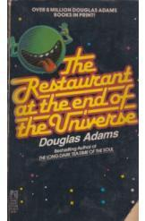 The Restaurant at the End of the Universe Douglas Adams Sci Fi