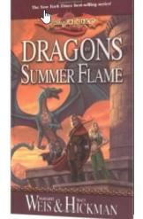 Dragons of Summer Flame Margaret Weis Tracy Hickman