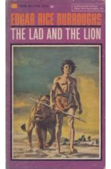 The Lad and the Lion Edgar Rice Burroughs Sci Fi