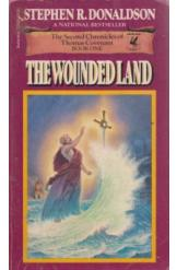 The Wounded Land Stephen R Donaldson Sci Fi