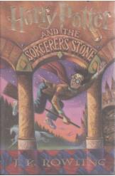 Harry Potter and the Sorcerer's Stone American Edition Book 1