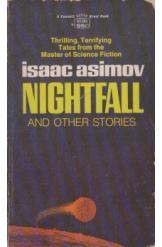 Nightfall And Other Stories Isaac Asimov Sci Fi