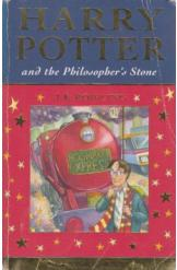 Harry Potter and the Philosopher's Stone Book 1 Bloomsbury Edition