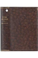 Tom Jones The History of a Foundling Henry Fielding 2 Volumes