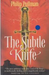 The Subtle Knife Philip Pullman Sci Fi