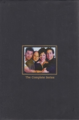 SEINFELD SEASONS 1-5 THE COFFEE TABLE BOOK D.V.D