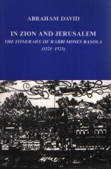 In Zion and Jeruslem Abraham David