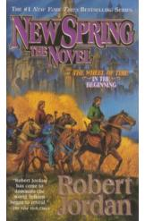 New Spring The Novel Robert Jordan Sci Fi