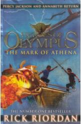 The Mark of Athena Rick Riordan Sci Fi