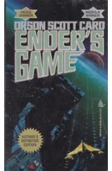 Enders Game Orson Scott Card Sci Fi