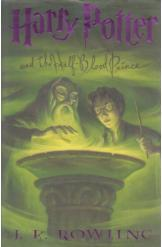 Harry Potter and the Half Blood Prince JK Rowling Book 6