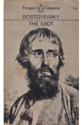 The Idiot Fyodor Dostoevsky English Prose