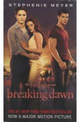 Breaking Dawn the Twilight Saga Stephenie Meyer Sci Fi