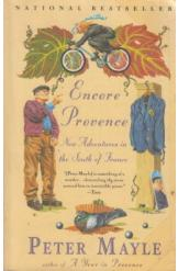 Encore Provence Peter Mayle English Prose