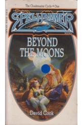 Beyond the Moons David Cook Sci Fi