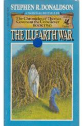 The Illearth War Stephen Donaldson Sci Fi