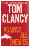 תמונה של - Against All Enemies Tom Clancy English Prose
