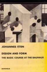 תמונה של - Design and Form the Basic Course at the Bauhous