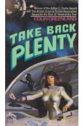 תמונה של - Take Back Plenty Colin Greenland Sci Fi
