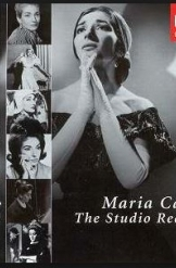 תמונה של - Maria Callas The Studio Recitals