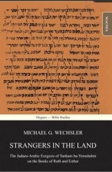 תמונה של - Strangers in the Land Michael Wechsler