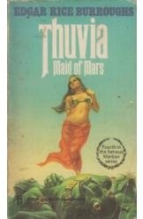 תמונה של - Thuvia Maid of Mars Edgar Rice Burroughs Sci Fi