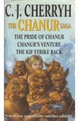 תמונה של - The Chanur Saga CJ Cherryh Sci Fi