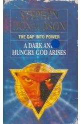 תמונה של - A Dark and Hungry God Arises Stephen Donaldson Sci Fi