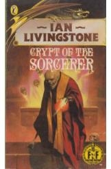 תמונה של - Crypt of the Sorcerer Ian Livingston Sci Fi