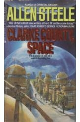 תמונה של - Clarke County Space Allen Steele Sci Fi