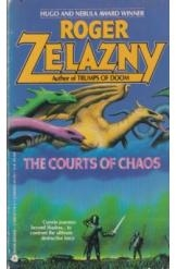 תמונה של - The Courts of Chaos Roger Zelazny Sci Fi