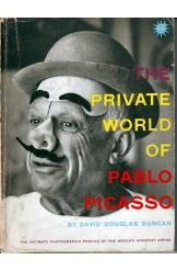 תמונה של - The Private World of Pablo Picasso by David Douglas Duncan