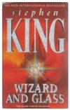 תמונה של - Wizard and Glass Stephen King Sci Fi