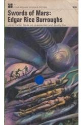 תמונה של - Swords of Mars Edgar Rice Burroughs Sci Fi