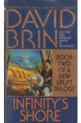 תמונה של - Infinitys Shore David Brin Sci Fi