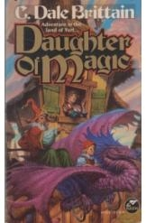תמונה של - Daughter of Magic C Dale Brittain Sci Fi