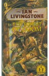 תמונה של - The Forest of Doom Ian Livingston Sci Fi