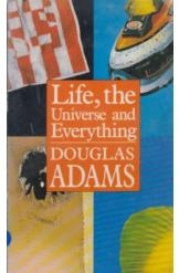 תמונה של - Life the Universe and Everything Douglas Adams Sci Fi