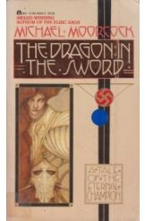 תמונה של - The Dragon in the Sword Michael Moorcock Sci Fi